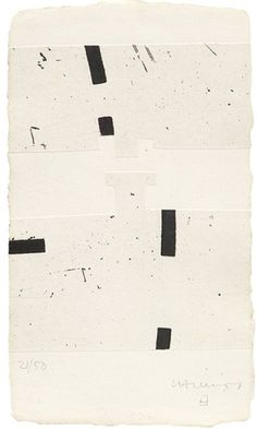 Argi I, 1988. Eduardo Chillida
