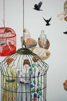 The unfolding - Susanne Kerr