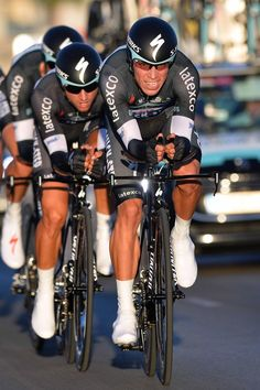 Vuelta a España 2014 - Stage 1: Jerez de la Frontera (TTT) 12.6km - Omega Pharma-Quickstep missed a stage victory in the team time trial