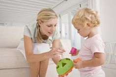 Games to Play With 16-Month-Old Children