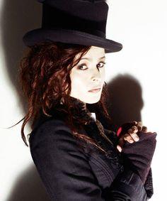 The lovely Helena Bonham Carter