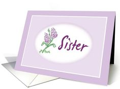 Happy Sweetest Day-Sister. Customizable-Change the inside text. Thank you customer in Michigan!