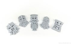 Гробница гномов Cufflinks, Stud Earrings, Accessories, Jewelry, Jewlery, Jewerly, Stud Earring, Schmuck, Jewels