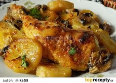 No Salt Recipes, Bon Appetit, Chicken Wings, Foodies, Blueberry, Food And Drink, Meat, Kitchens, Berry