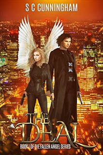 The Deal (The Fallen Angel Series Book 1) #books #paranormal #supernatural  https://www.amazon.com/dp/B071JVY7NC/   For those who dare to believe there is something else out there....At the age of four Amy was takenShe survived..A week later another little girl was takenShe didn't.Angry that a bad man has gotten away with murder feisty young Amy Fox makes a deal with God. When she dies if shes been a good girl would God let her sit on a cloud for a while invisible to get bad people who slip…