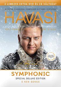 Havasi Balázs: Symphonic Special Deluxe Edition (DVD+CD) News Songs, Music, Muziek, Musik, Songs