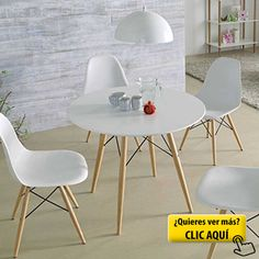 379 chaises table diam tre 100cm ensemble table de salle for Ofertas comedores paris