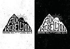 Folk Rebellion Logo by Oban Jones