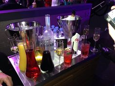 VIP bottle service table $500 But worth it! Comes with two bottles and champagne