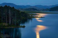 Greek nature ... lake Plastiras !