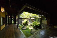 """Japaninfo added 36 new photos to the album: """"Sumiya"""" อดีตร้านอาหารของขุนนางซามูไรเก่าแก่ย่าน Shimabara/Kyoto."""