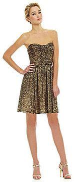 Jill Jill Stuart Sequined Dress on shopstyle.com