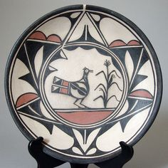 Santo Domingo Pueblo Pottery by Robert Tenorio