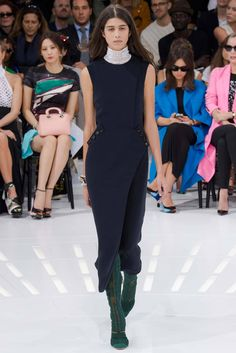 Christian Dior, Весна-лето 2015, Ready-To-Wear, Париж