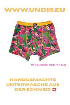 UNDIS www.undis.eu Bunte, lustige und witzige Boxershorts & Unterhosen für Männer, Frauen und Kinder. Handgemachte Unterwäsche - ein tolles Geschenk für den Vatertag, Muttertag oder Geburtstag! online unter www.undis.eu #geschenkideenfürkinder #geschenkefürkinder #geschenkset #geschenkideenfürfrauen #geschenkefürmänner #geschenkbox #geschenkideen #geschenkidee #shopping #familie #diy #gift #children #sewing #handmade #männerboxershorts #damenunterwäsche #schweiz #österreich #undis Funny Underwear, Underwear Men, Casual Shorts, Fashion, Funny Husband, Gift Ideas For Women, Men's Boxer Briefs, Guys, Moda
