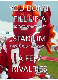 NCAA Louisiana Lafayette Ragin Cajuns Cheerleader Dog Dress XX-Small