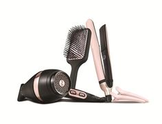 GHD Vintage Pink Collection #limitededition #hair