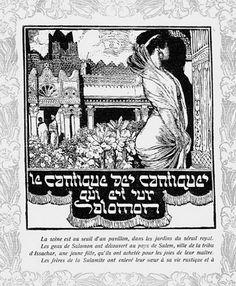 František Kupka, Le Cantique des Cantiques (1905)