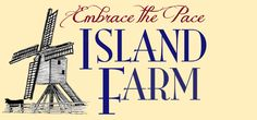 The Island Farm  ~ 10 a.m. - 4 p.m. Wednesday through Saturday Cash or checks only $6 for ages 6 to adult Children 5 & under free. Chickens, sheep, a cow, an ox and two banker ponies graze in the pastures. 1140 US Highway 64, north of Manteo on Roanoke Island–only 15 minutes from Nags Head and 1 hour from Corolla, and just 5 minutes from the North Carolina Aquarium, The Elizabethan Gardens, Fort Raleigh, Roanoke Island Festival Park, and the Manteo Waterfront.