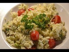 Salade asperges riz Boursin recette cookeo. Voici une recette cookeo de salade pour les beaux jours . Boursin, Fried Rice, Fries, Ethnic Recipes, Voici, Food, Rice Salad, Cherry Tomatoes, Asparagus