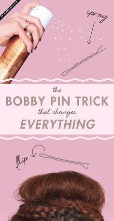 A little trick never hurt anybody #DIY