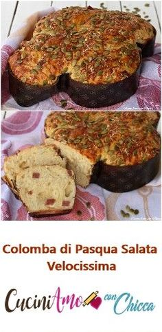 Davvero gustosa, ma come faccio a farvi capire quant'è soffice? Solo provandola ... #ricette #food #colomba #pasqua