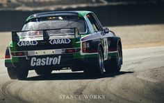 The 1976 BMW Luigi CSL Chassis 001, molt bones fotos via StanceWorks