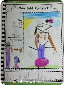 Little Warriors: Portfolios/Memory Books for Kindergarten, Pre-K and First Grade!