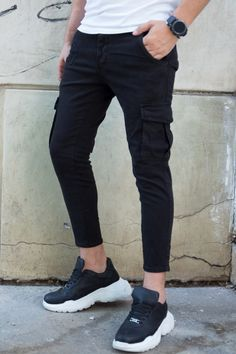 Blugi Slim COD 3421 Cod, Black Jeans, Slim, Skinny, Pants, Style, Fashion, Trouser Pants, Swag