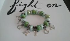 Check out this item in my Etsy shop https://www.etsy.com/es/listing/264392341/bracelet-murano-bracelet-lampwork