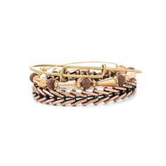 Seeds of Promise Caramel Set of 3   ALEX AND ANI