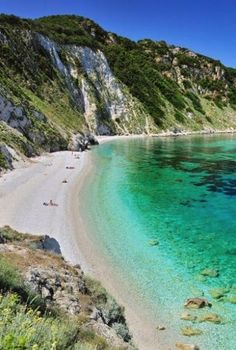 Tuscany's Elba Island is home to many gorgeous beaches, but Sansone might just top the list Best Photos - Community - Google+