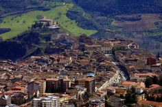 Castrovillari is a town and comune in the province of Cosenza in the Calabria region of southern Italy