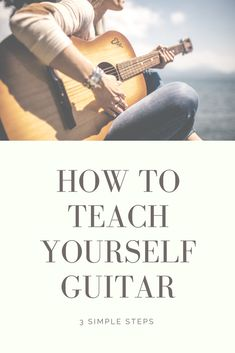 Want to learn how to play guitar? In today's video I talk about how I taught myself and answer some fundamental questions: What guitar should you buy? What songs should you learn? Watch the video to learn the answers and get some awesome tips for teaching yourself how to play guitar!