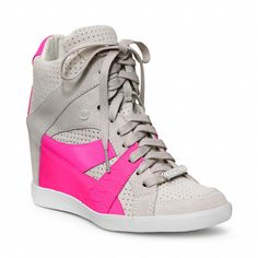 Coach :: ALEXIS WEDGE SNEAKER