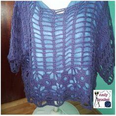 Hola amigas hermosas !! Como van con su blusa azares ?? Recuerdan tutoriales en su canal #andycrochet besos y abrazos #youtube #blusa de #verano #azares a #crochet