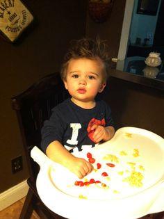 Baby Harry Styles