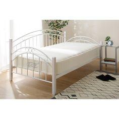 ソファとしてもベッドとしても使えるデイベッド+マットレスセット(ニューバハマWH/NスリープS1)