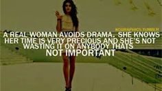 yeah and thankfully for the most part I have avoided drama lately