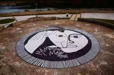 La Poesía Visual del grabador Mapuche Santos Chávez Peggy Guggenheim, Studio 54, Warhol, Cultura Rave, Arts And Crafts, Saints, Art, Gift Crafts, Art And Craft