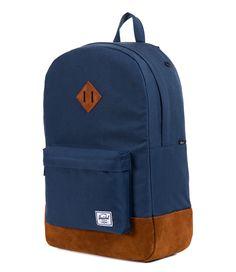 Heritage Suede Rugzakken Herschel Supply Co. Backpacks 9044ed78260e0