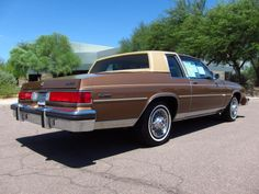 A very well-kept 1985 Buick LeSabre Limited, collector's edition.
