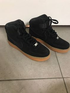 1a647d463d359 womens nike air force 1 size 8  fashion  clothing  shoes  accessories