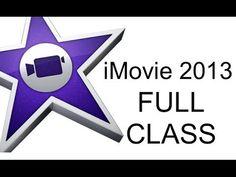▶ iMovie 2013 - FULL CLASS - YouTube. remember this video for the next time I use imovie