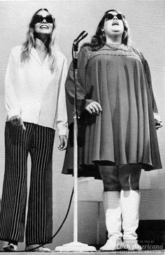 These are the Mamas and the Papas (1966)