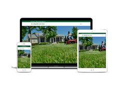 Lawn Care Service Company Web Design by Young's Web Designs (337) 517-0711 or clay@youngswebdesigns.com #webdesign #webdevelopment #webdesigner #lawn #lawncare #lawnservice #lawncompany #landscape