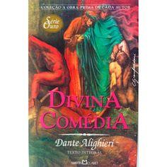 Livro - A Divina Comédia