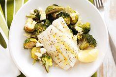Toevoegen aan mijn receptenTip: Ook lekker met wat spruitjes. Bak zeop dezelfde manier als de broccoli mee in de oven.