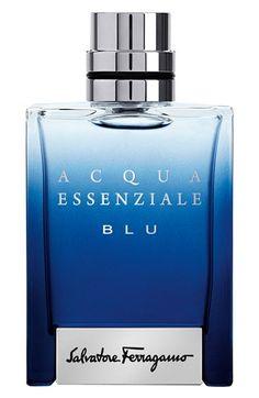 Salvatore Ferragamo 'Acqua Essenziale Blu' Eau de Toilette available at #Nordstrom