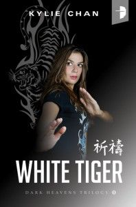The first in Chan's Dark Heavens series, White Tiger is a fun read filled with Chinese folklore. Book Reviews, New Books, Kylie, Science Fiction, Reading, Sci Fi, Reading Books